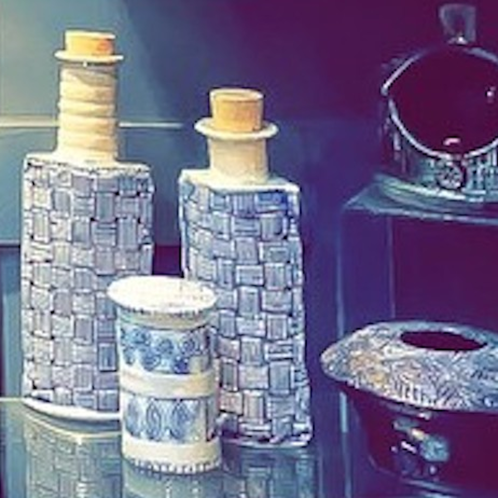 Ruth Weinrib Pottery