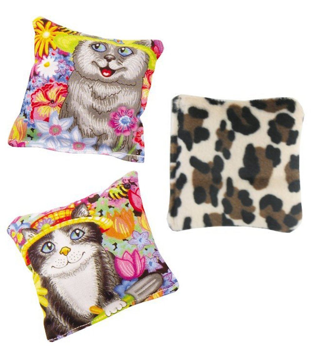 Cat Nip Pillows