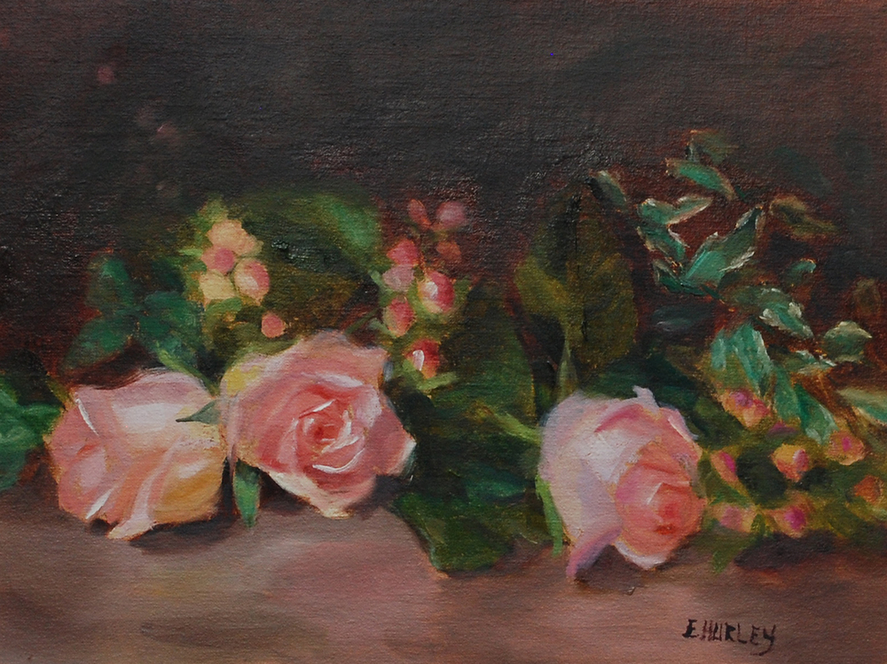 Pink Roses and Berries.jpg