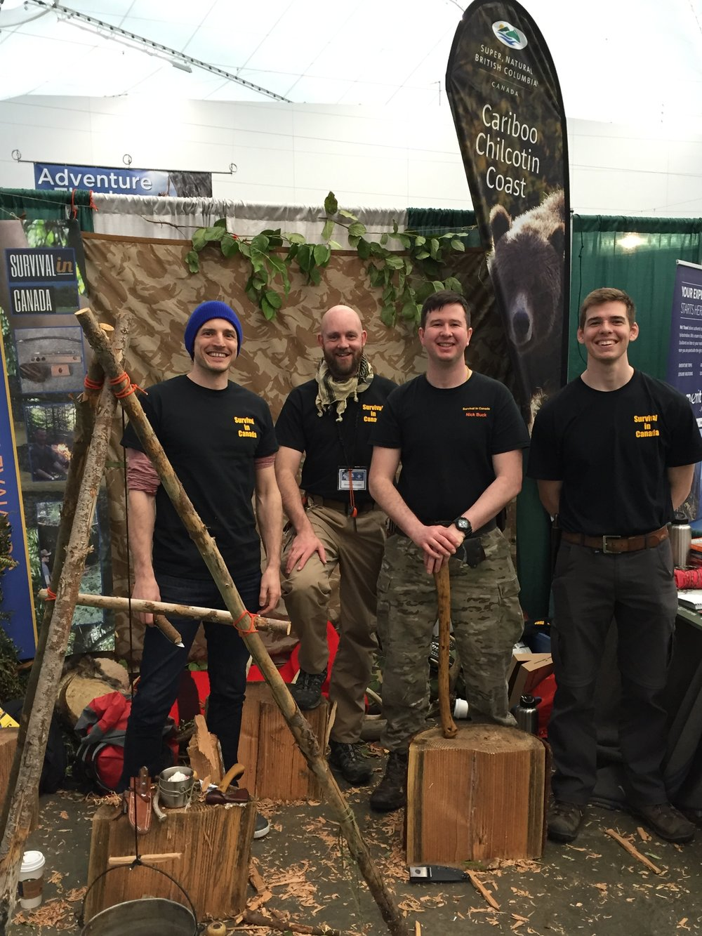 2016 Vancouver Outdoor Adventure Show