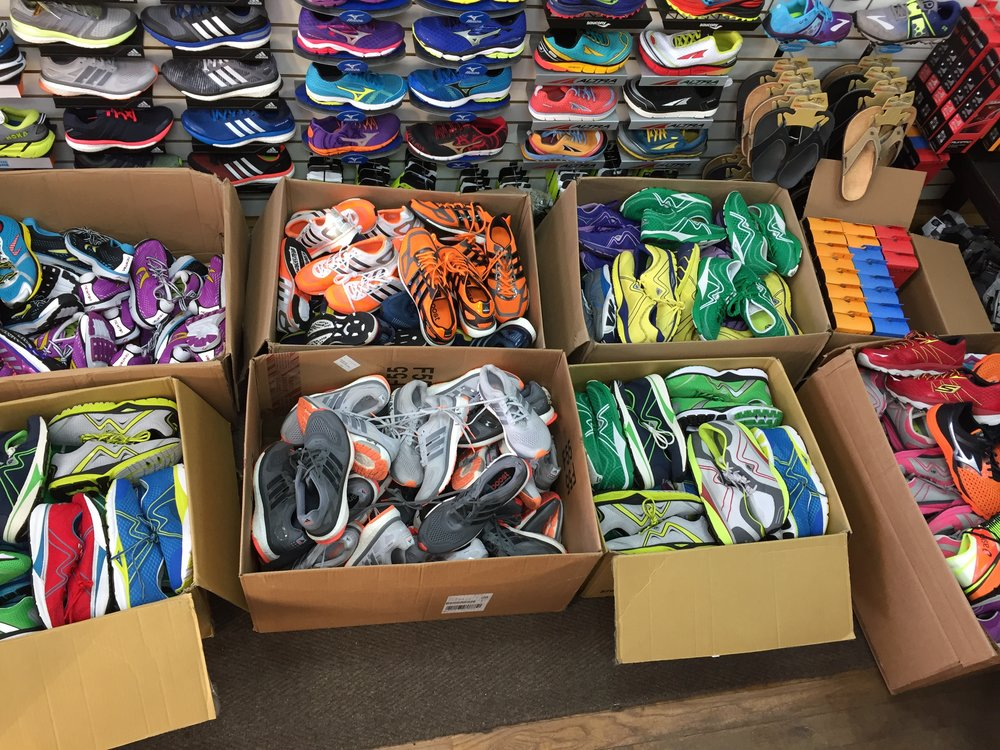 Success! 2015 Shoe Drive