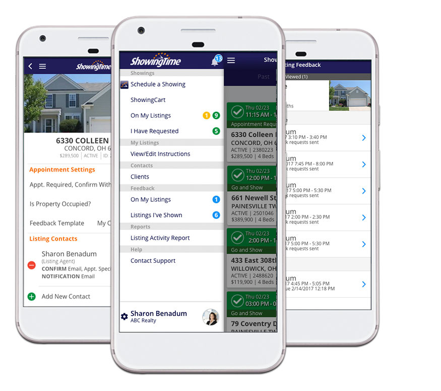 Download the Mobile app! - Schedule or confirm showingsSee upcoming showing appointmentsView showing instructionsRequest feedback from showing agentsRespond to showing feedback requestsShare listing activity reports with sellersGet push notifications of showing requestsSearch listings on NorthstarMLS
