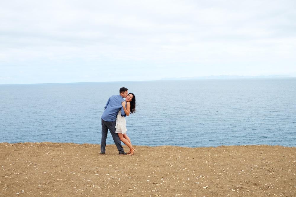Palos Verdes Proposal | Forever Taeken Weddings