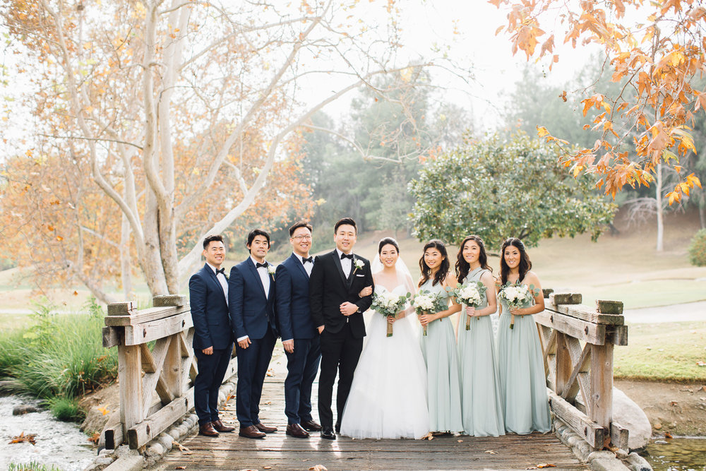 Forever Taeken Bridal Party