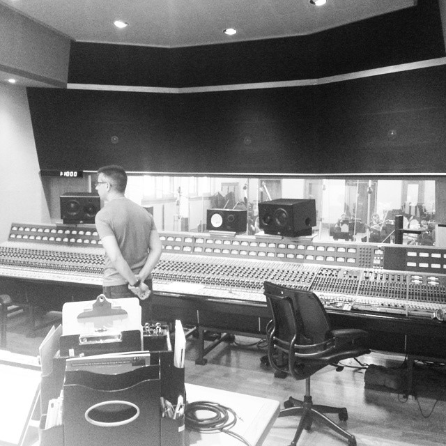 #OceanWayStudios Album number 2 coming soon!