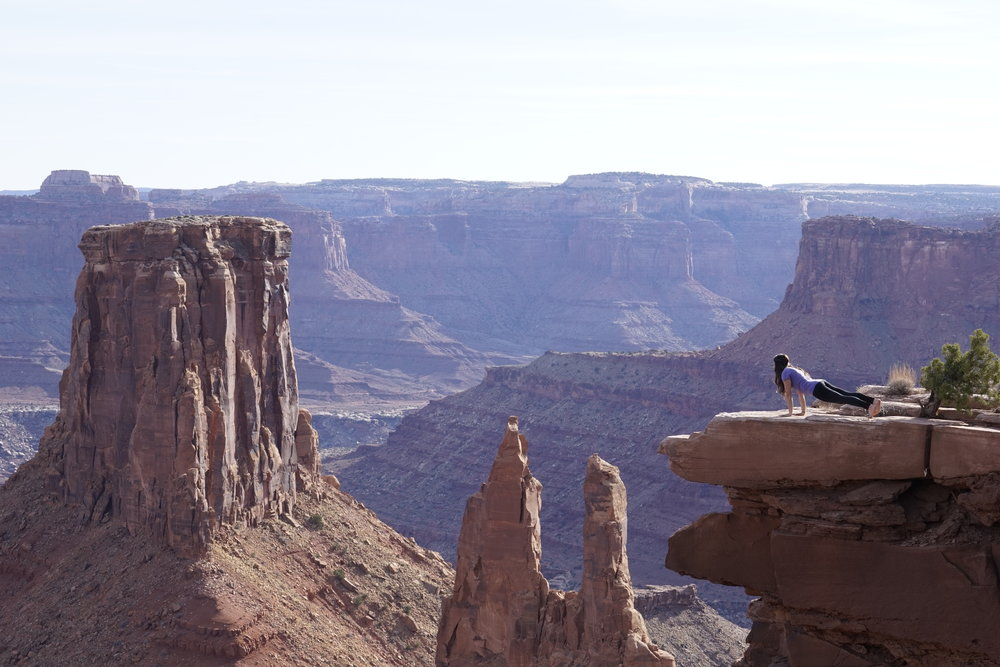 MAY REWILDER RETREATMAY 16-19, 2019 - :: YOGA :: MEDITATION :: CLIMBING :: CANYONEERING :: SUP :: ACROYOGA ::