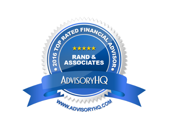 "AdvisoryHQ ""Top Rated Financial Advisory"" list is compiled using publicly available data sources to which filters are applied. Filters include fee structure, fiduciary duty, independence, scale of innovation, resource availability, experience level, transparency, customized services, quality of advisor's website, open door policy and audience. Based on the results of the assessment, AdvisoryHQ then selects entities that comprise lists of top financial advisors. (Source: AdvisoryHQ)"