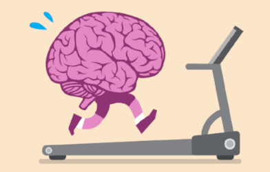 Walking Makes Your Brain Work Better -