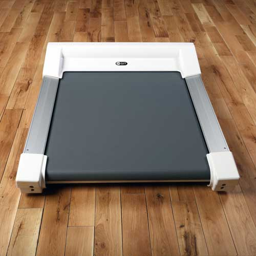 Walk 1 Under Desk Treadmill U2014 UnSit   Treadmill Desks Made For The Office
