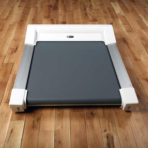 Walk 1 Under Desk Treadmill U2014 UnSit   Treadmill Desks Made For The Office