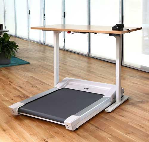 Beau Walk 1 Treadmill Desk U2014 UnSit   Treadmill Desks Made For The Office