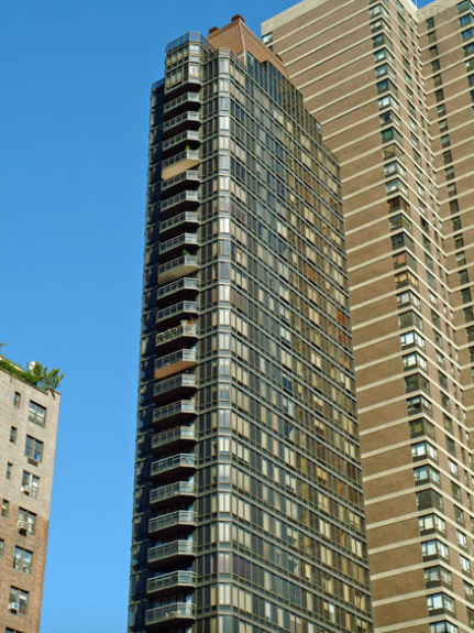 The Grand Sutton Sutton Place 40 story luxury residential tower