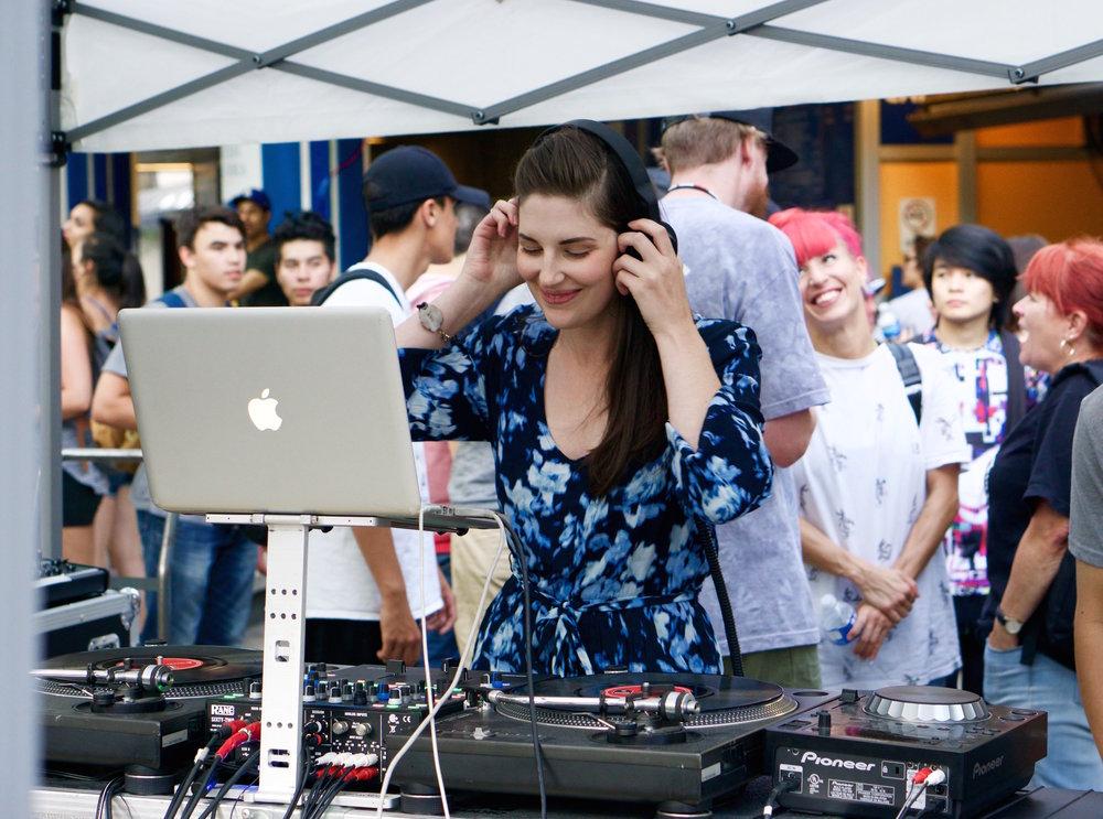 DJ Beaubien
