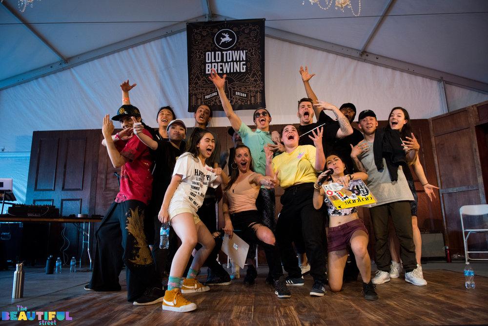 rose festival grp 2018
