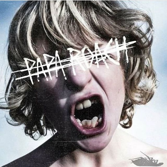 Digging the latest from @paparoach! What are your favorite tracks?! #paparoach #crookedteeth #rockmusic