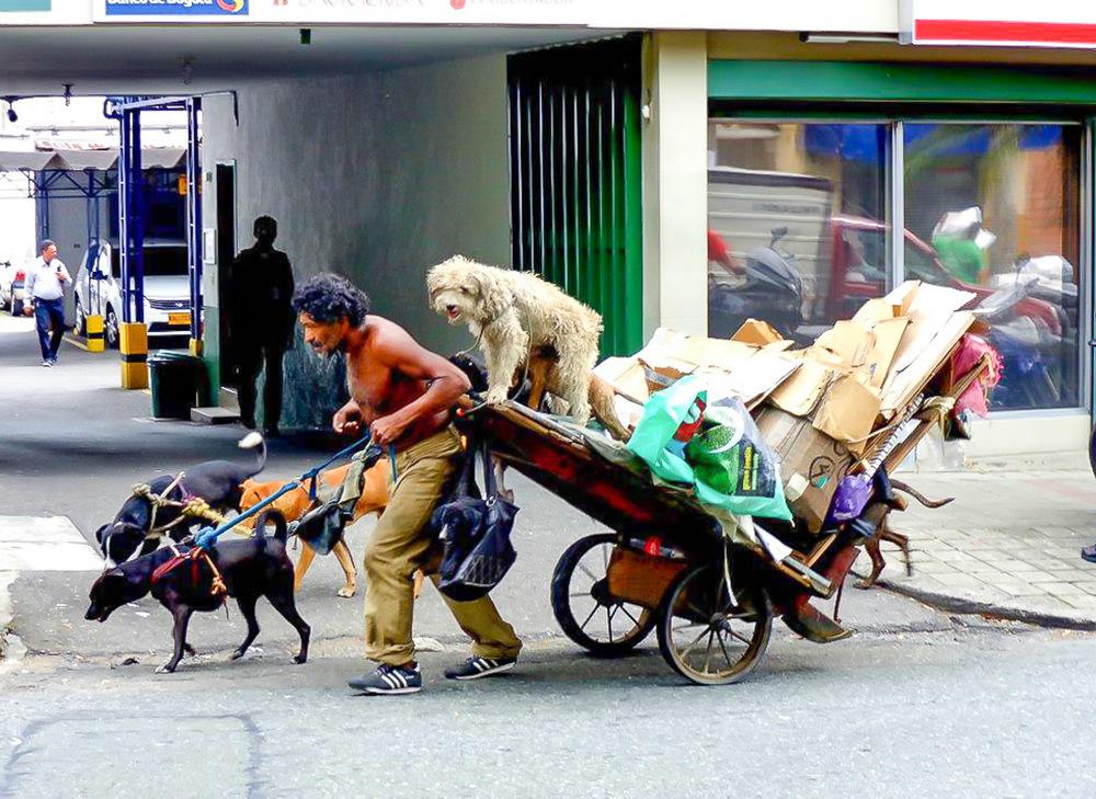 El Poblado, Medellin, Colombia