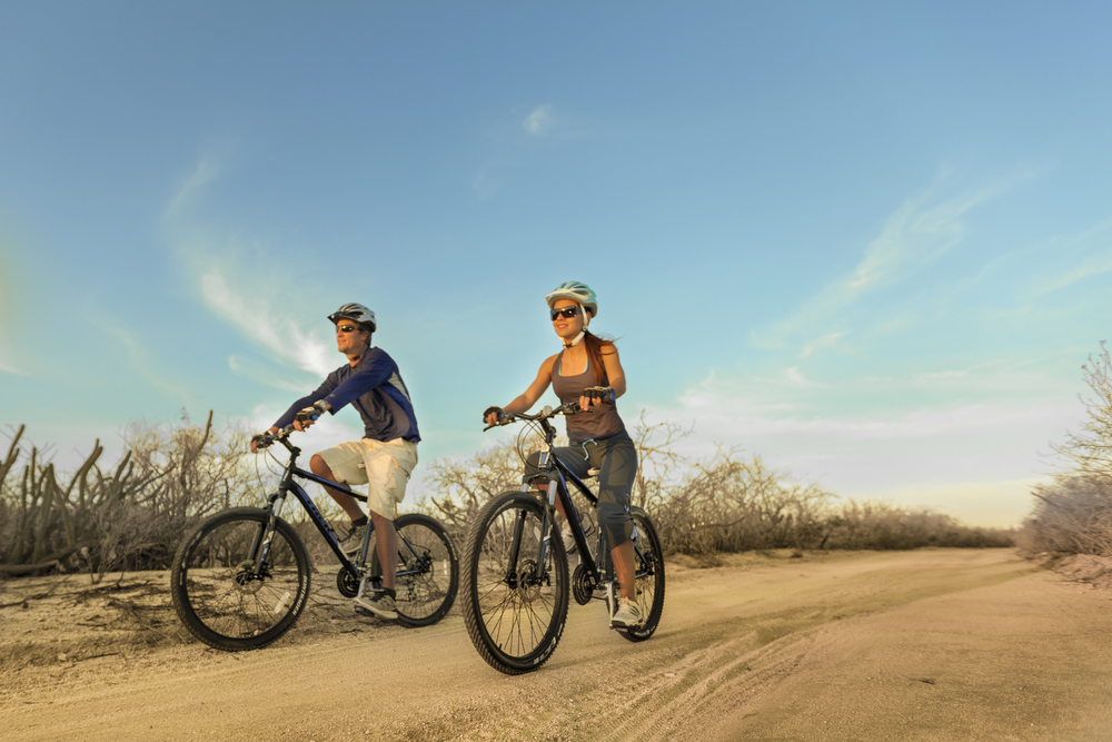 Off Road Bike Riding- your safety is first