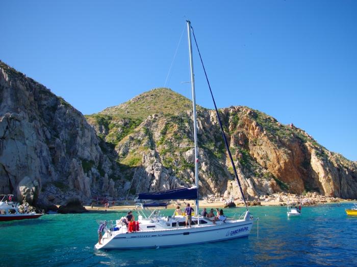 Cabo Sailing Tour