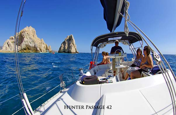 Cabo Sailing Cruise to snorkel or watch the sunset - private or public
