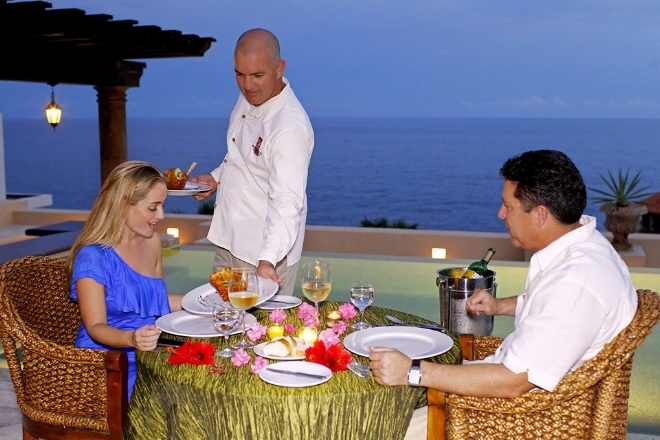 Private Chef services Professional chef services in your villa