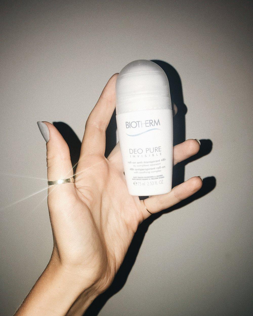 Biotherm – Antiperspirant /  BUY