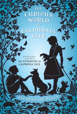 Kelly, Jaqueline. The Curious Wolrd of Calpurnia Tate (Calpurnia Tate #2). Holt, 2015. 315 pp. Grades 5-8.