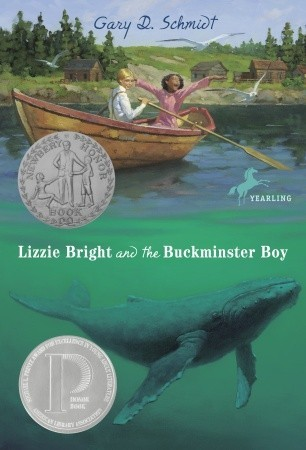 Schmidt, Gary D. Lizzie Bright and the Buckminster Boy. Clarion, 2004. 224 pp. Grades 6-8.