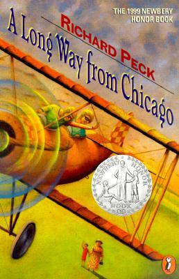 Peck, Richard. A Long Way from Chicago (A Long Way from Chicago #1). Dial Books for Young Readers, 1998. 148 pp. Grades 6-8.