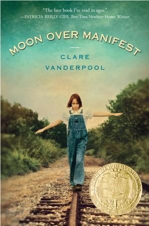 Vanderpool, Clara. Moon over Manifest. Delacorte, 2010. 351 pp. Grades 5-8.