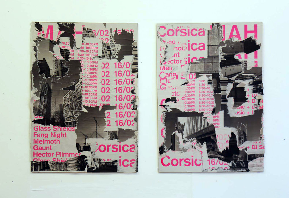 Corsica Studios and Musicians Against Homelessness Promotional Pieces