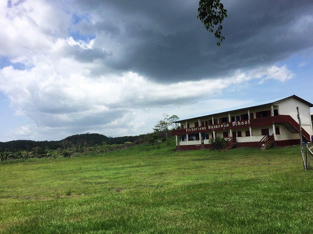 Victorious-Nazarene-School