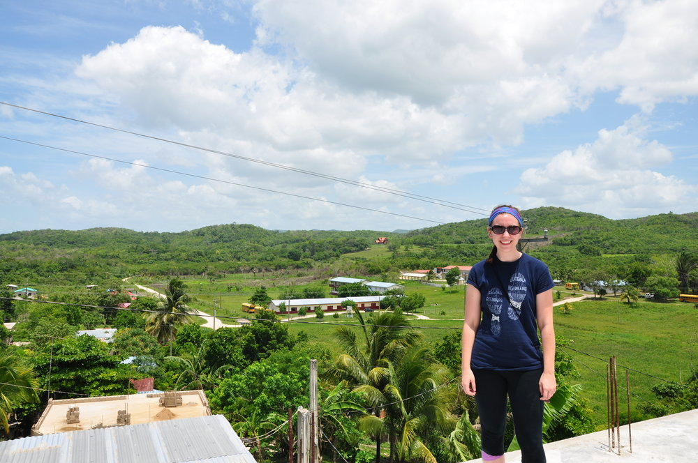 Belize-rooftop-view