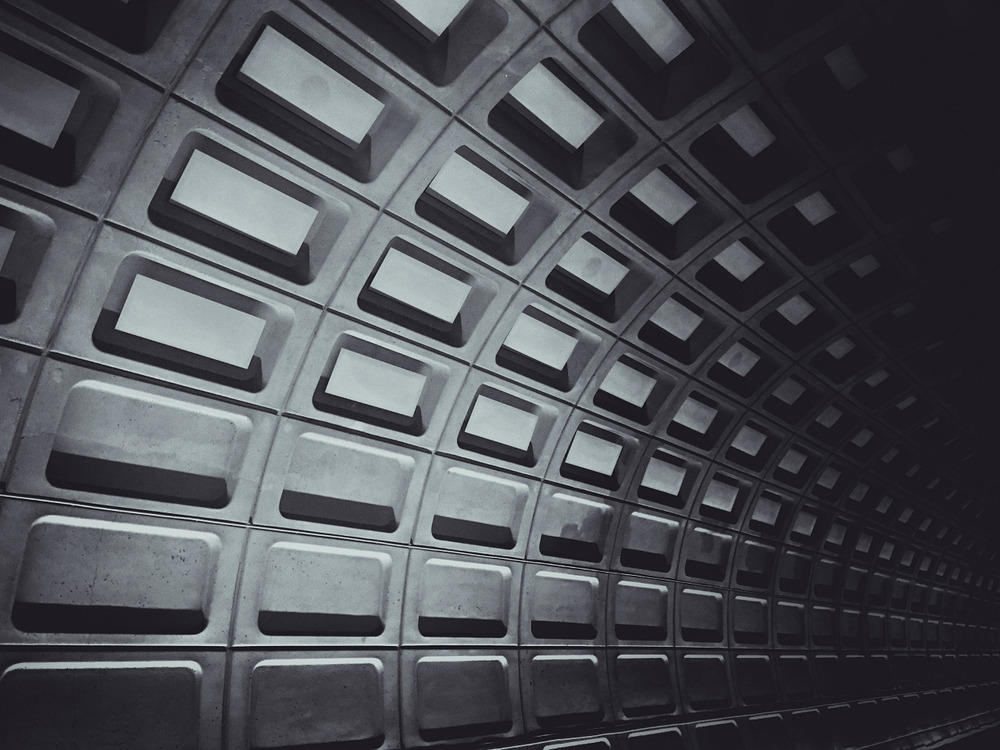 Washington DC Metro, 11/2015
