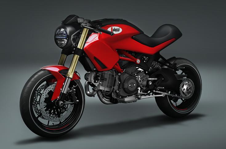Ducati Monster Jakusa