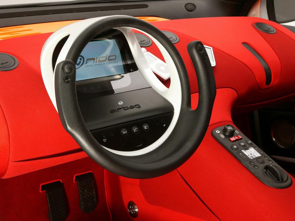carinteriors :     2004 Pininfarina Nido concept