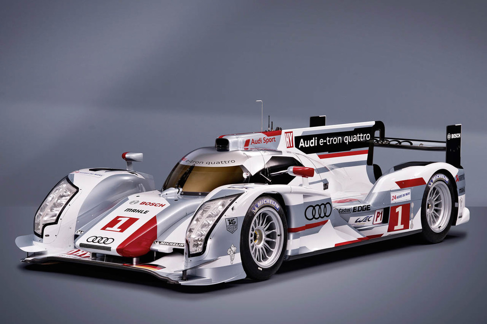 Diesel. Hybrid. AWD. This is why LMP1 is the only class I care about.