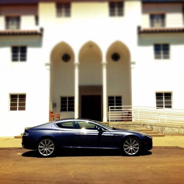 Rapide (Taken with Instagram at King Gillette Ranch)