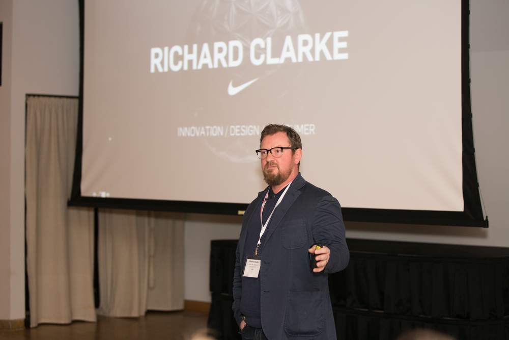 Richard Clarke, Global VP Advanced Innovation DTC, Nike