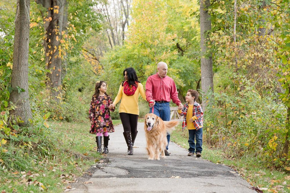 Maryland Fall family mini sessions