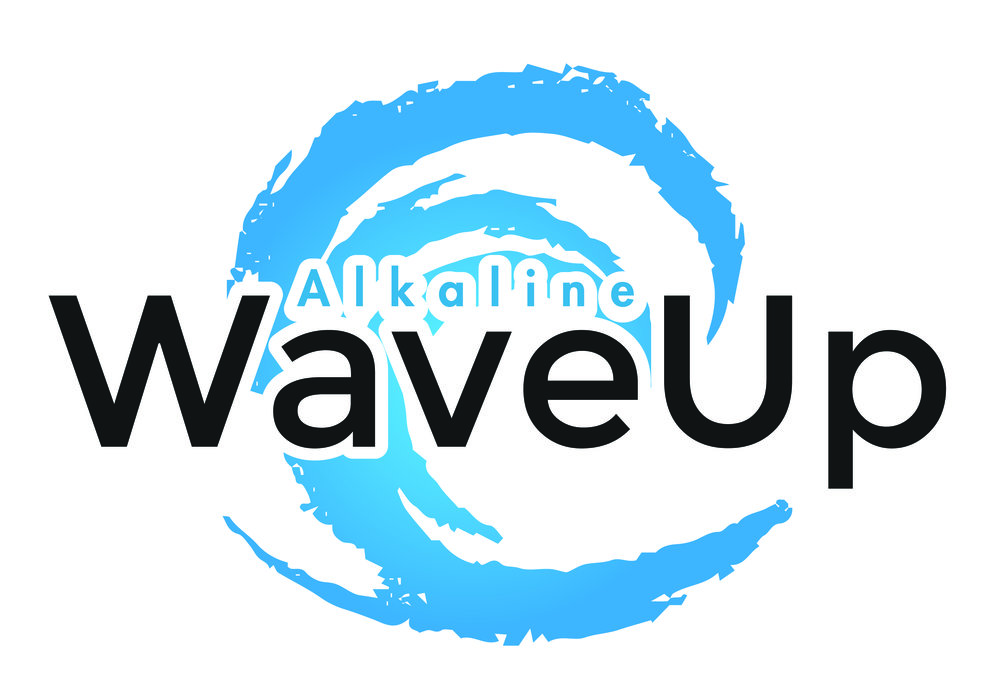 WaveUp Alkaline Water