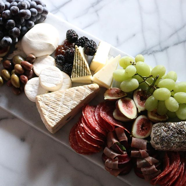 moody cheese plate 💎