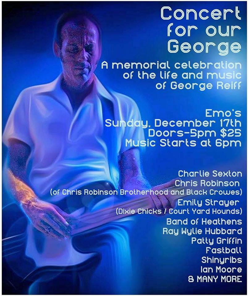 George Reiff Memorial Concert