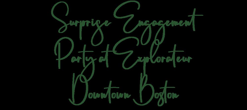 Surprise Engagement Party Explorateur Boston-green_Mei Lin Barral Photography.png