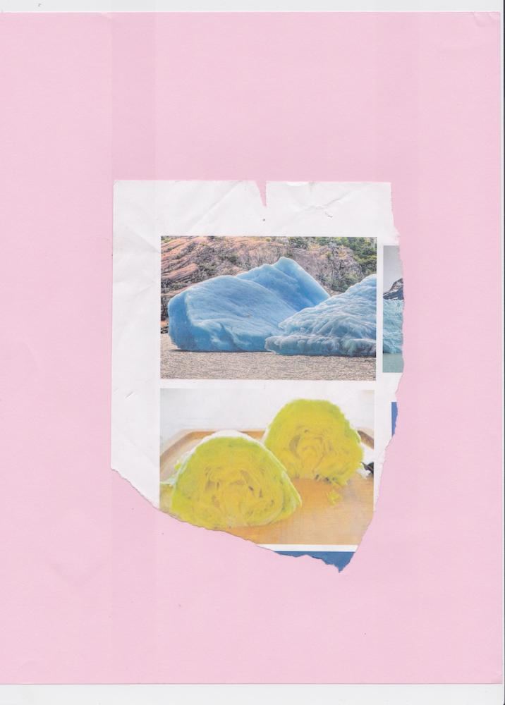 Iceberg / Lettuce Printed 2015 Scanned October 2018