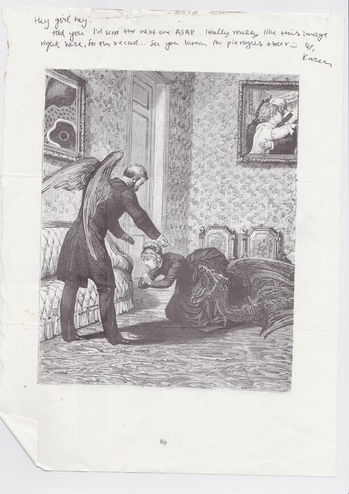 Max Ernst from Karen, 2012 or 2013 Scanned October 2018