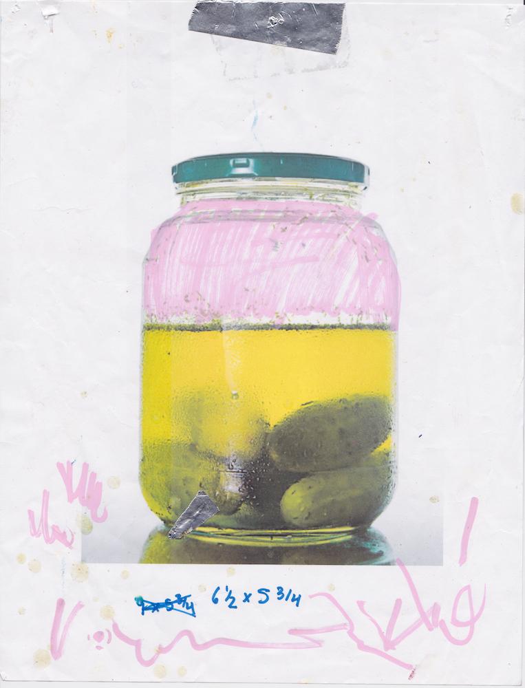 Pickle Jar Printed 2014 Scanned 2017