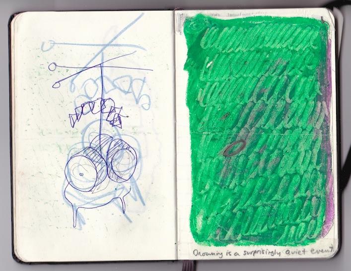 Duchamp / Tidal Wave, 2012