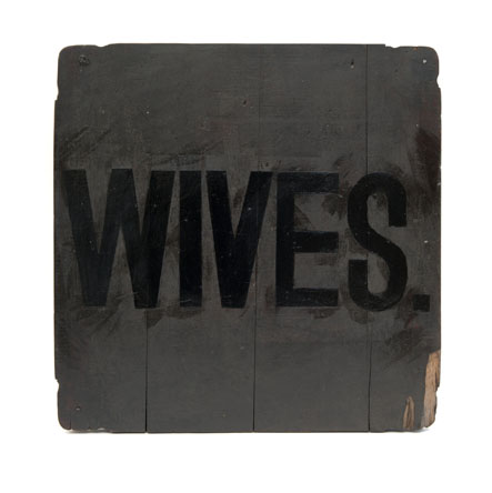WIVES, 2010