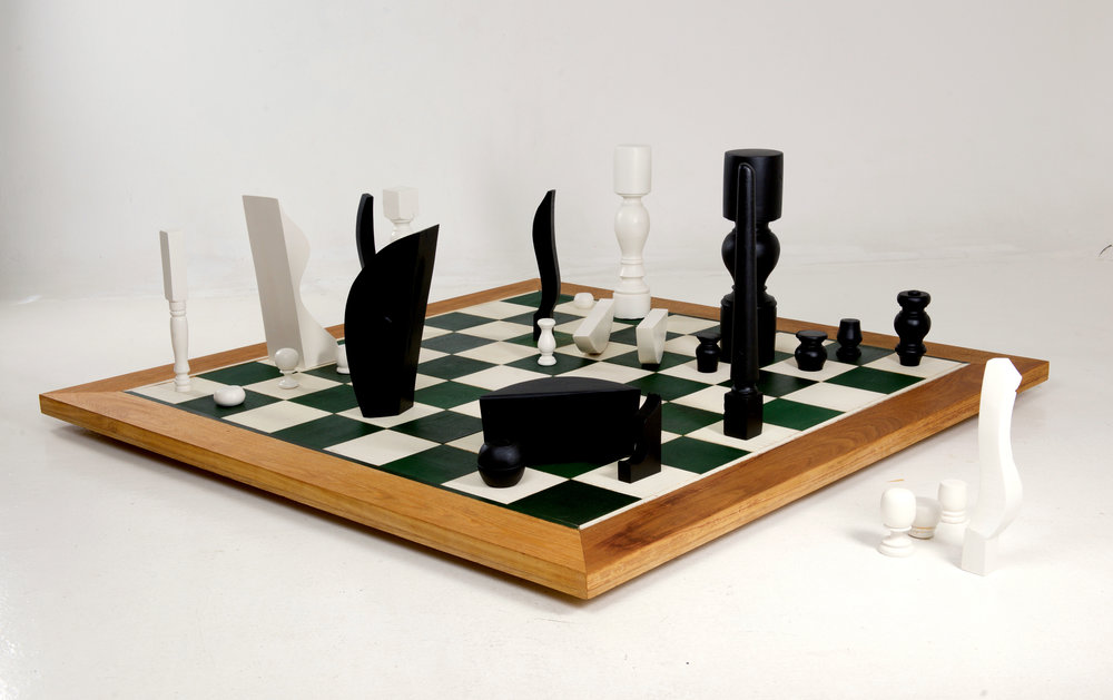 CHESS SET, 2017