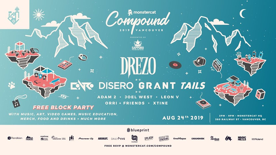 New Events — Canadianravers